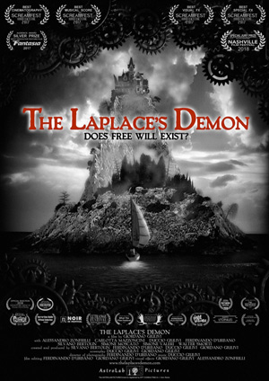Laplace's Demon SA HorrorFest