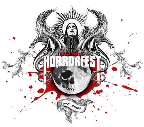 HorrorFest Crest